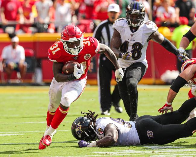 Baltimore Ravens vs. Kansas City Chiefs - 5/6/20 Madden 20 Sim NFL Pick, Odds, and Prediction