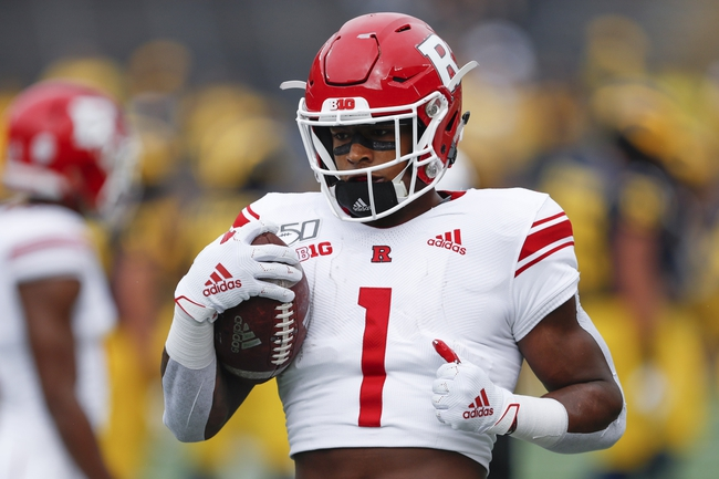 Illinois  at Rutgers: 11/14/20 College Football Picks and Prediction