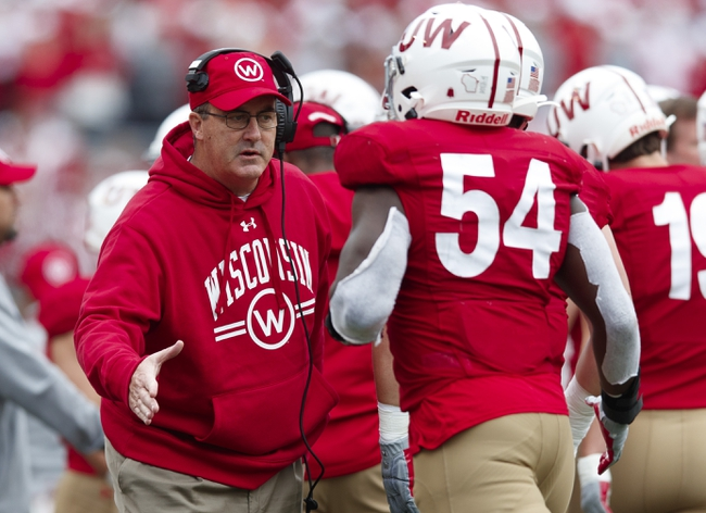 Wisconsin Badgers 2020 Win Total - College Football Pick and Prediction