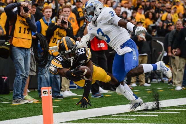 Middle Tennessee Blue Raiders vs. Old Dominion Monarchs  - 11/23/19 CFB Pick, Odds, and Prediction