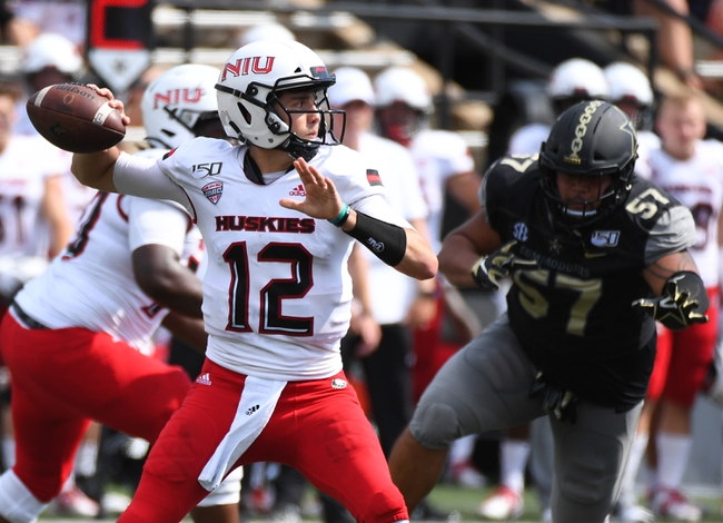 Northern Illinois vs. Eastern Michigan  - 11/19/19 CFB Pick, Odds, and Prediction