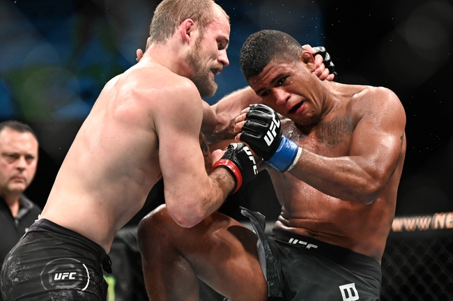 Demian Maia vs. Gilbert Burns - 3/14/20 UFC Fight Night 170 Picks and Prediction