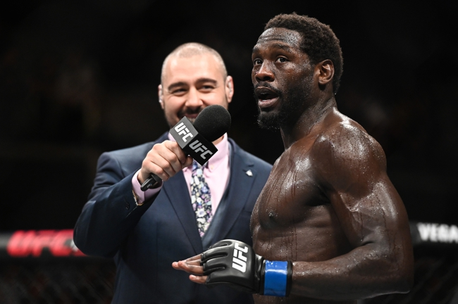 UFC 254: Jared Cannonier vs. Robert Whittaker Picks, Odds, and Predictions