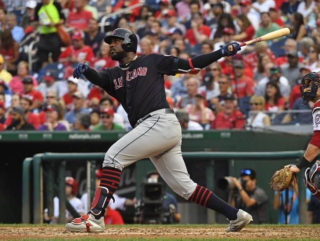 Washington Nationals vs. Cleveland Indians - 9/29/19 MLB Pick, Odds, and Prediction
