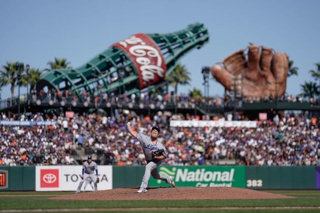San Francisco Giants vs. Los Angeles Dodgers - 9/29/19 MLB Pick, Odds, and Prediction
