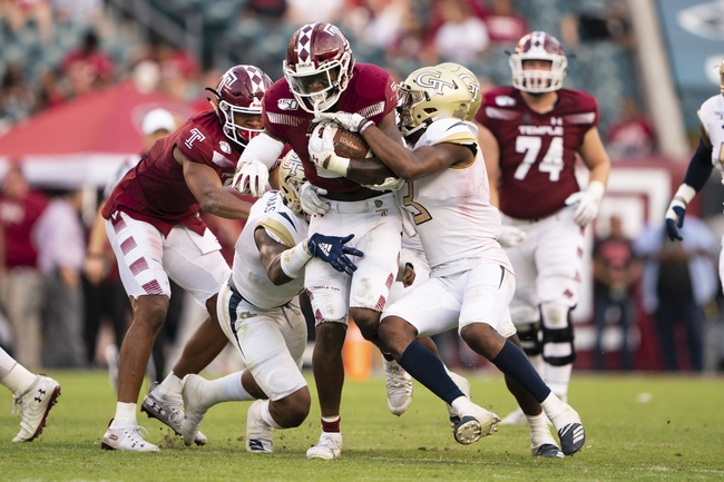 SMU vs. Temple - 10/19/19 College Football Pick, Odds, and Prediction