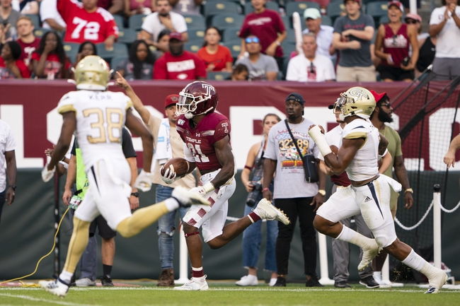 Temple vs. Memphis - 10/12/19 College Football Pick, Odds, and Prediction