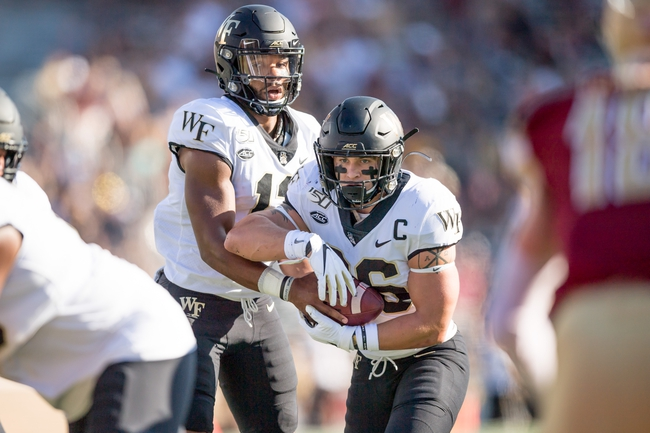 Michigan State vs. Wake Forest - 12/27/19 College Football Pinstripe Bowl Pick, Odds, and Prediction