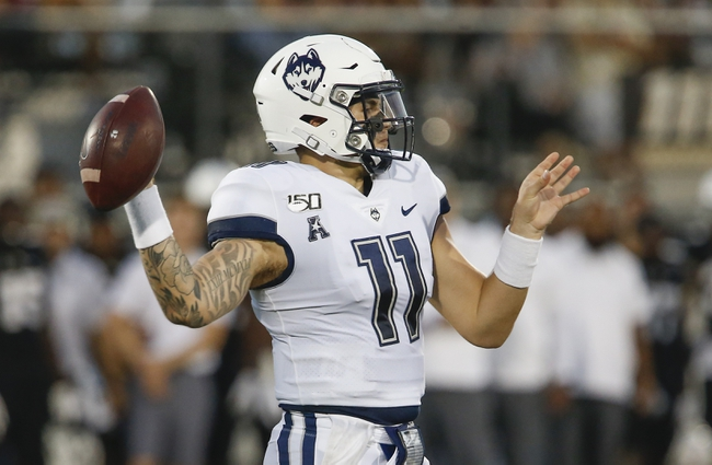 UCONN vs. USF - 10/5/19 College Football Pick, Odds, and Prediction