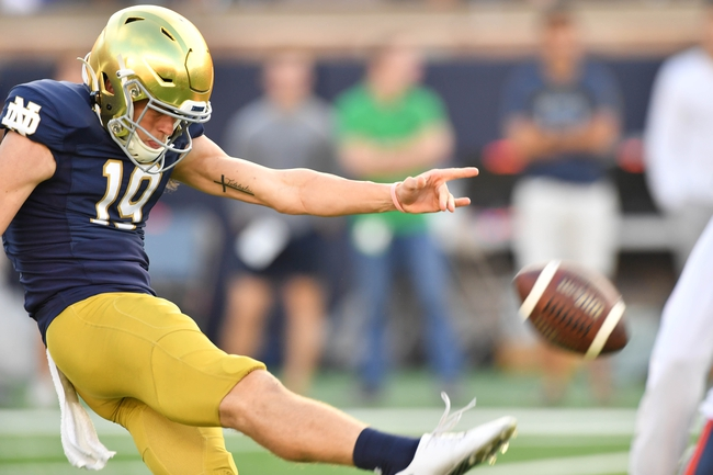 Notre Dame vs. Bowling Green - 10/5/19 College Football Pick, Odds, and Prediction