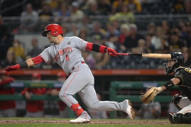 Pittsburgh Pirates vs. Cincinnati Reds - 9/29/19 MLB Pick, Odds, and Prediction
