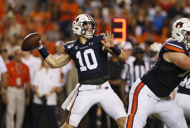Florida vs. Auburn - 10/5/19 College Football Pick, Odds, and Prediction