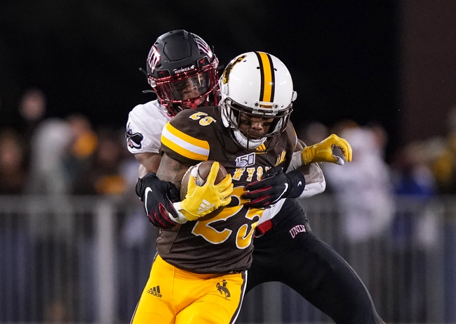 MWC Picks: UNLV vs Wyoming 11/27/20 College Football Picks, Odds, Predictions