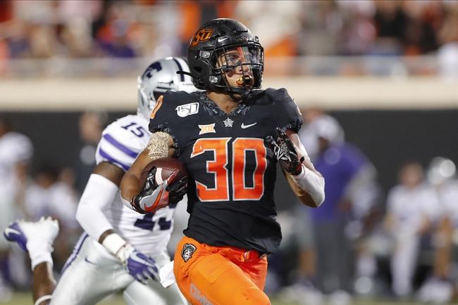 Big 12 Picks: Kansas State vs Oklahoma State 11/7/20 College Football Picks, Predictions