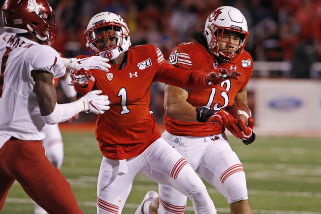 CFB Picks: Utah vs Washington State 12/19/20 College Football Picks, Odds, Predictions