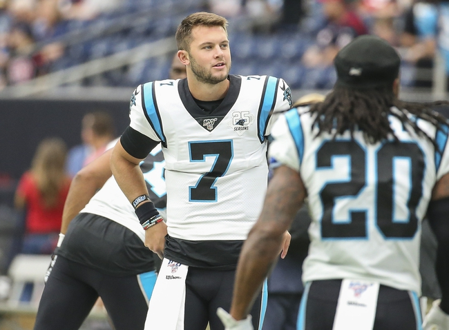 Carolina Panthers vs. Jacksonville Jaguars - 10/6/19 NFL Pick, Odds, and Prediction