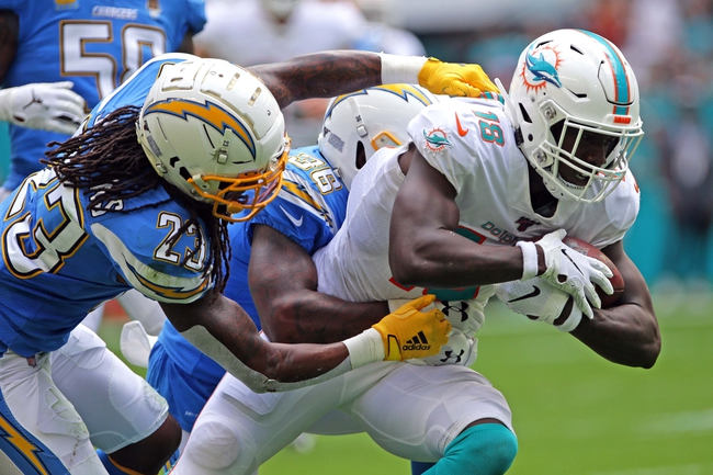 NFL-Miami/Chargers total