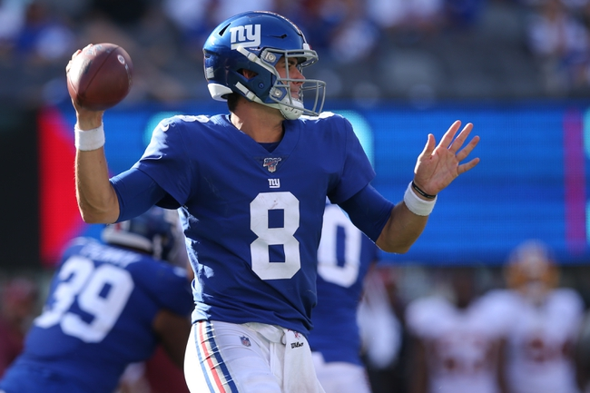 Minnesota Vikings at New York Giants - 10/6/19 NFL Pick, Odds, and Prediction