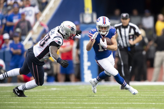 New England Patriots vs. Buffalo Bills - 12/21/19 NFL Pick, Odds, and Prediction