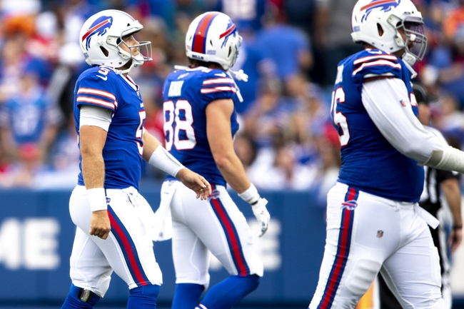 Tennessee Titans vs. Buffalo Bills - 10/6/19 NFL Pick, Odds, and Prediction
