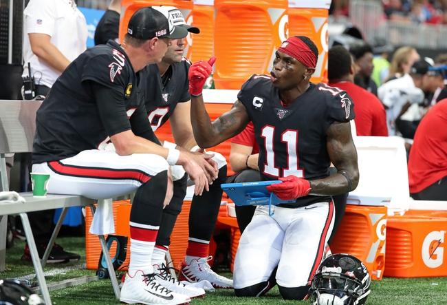 Los Angeles Rams at Atlanta Falcons - 10/20/19 NFL Pick, Odds, and Prediction