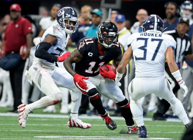 Houston Texans vs. Atlanta Falcons - 10/6/19 NFL Pick, Odds, and Prediction