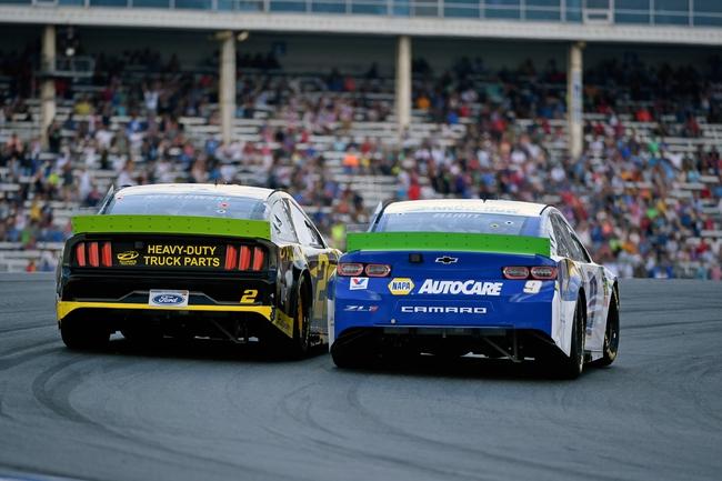 1000Bulbs.com 500: NASCAR Preview, Odds, Pick, Predictions, Dark Horses - 10/13/19