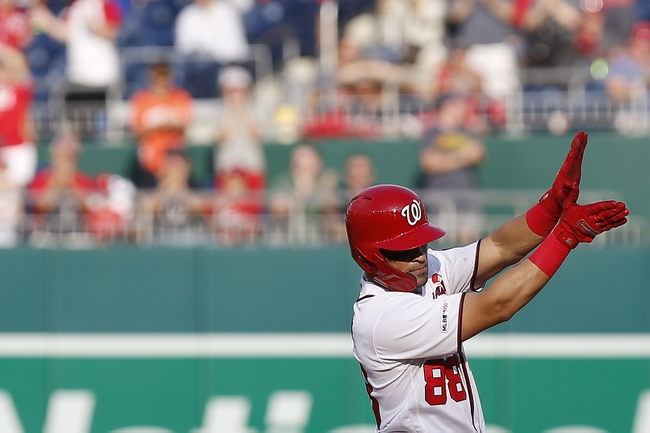 Washington Nationals vs. Milwaukee Brewers - 10/1/19 MLB - Playoffs Pick, Odds, and Prediction
