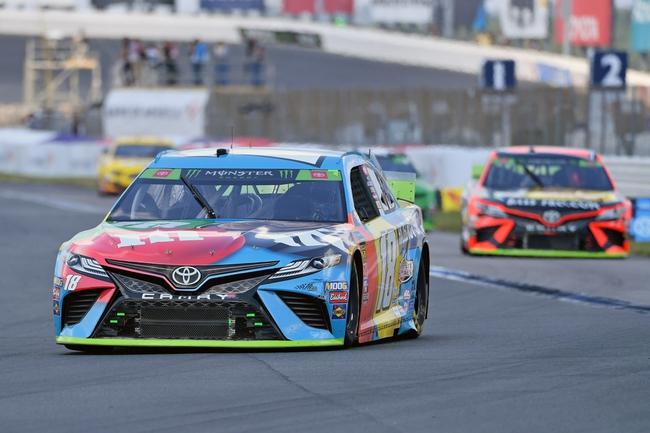 Drydene 400: NASCAR Preview, Odds, Pick, Predictions, Dark Horses - 10/6/19