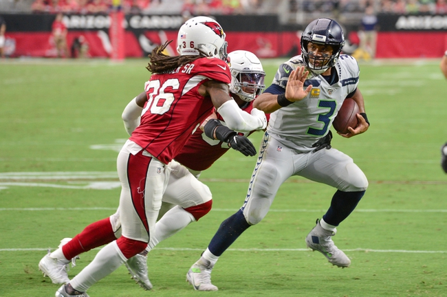 Seattle Seahawks vs. Arizona Cardinals - 12/22/19 NFL Pick, Odds, and Prediction
