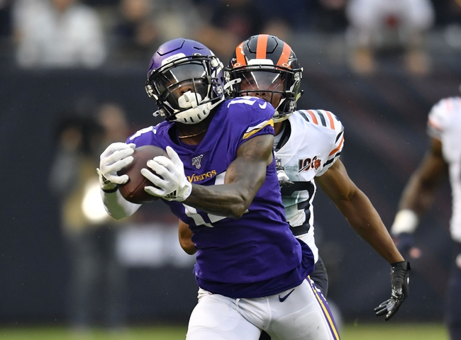 Chicago Bears at Minnesota Vikings - 12/29/19 NFL Pick, Odds, and Prediction