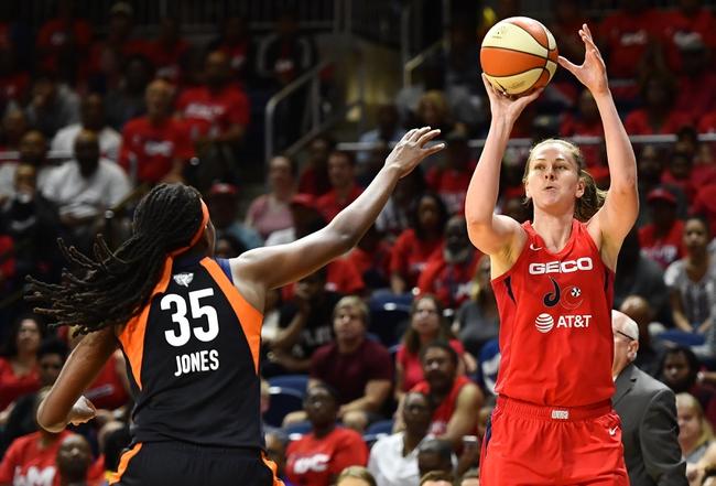 Washington Mystics vs. Indiana Fever - 7/25/20 WNBA Picks and Prediction