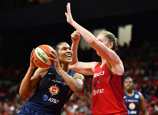 Connecticut Sun vs. Washington Mystics - 10/6/19 WNBA Pick, Odds, and Prediction