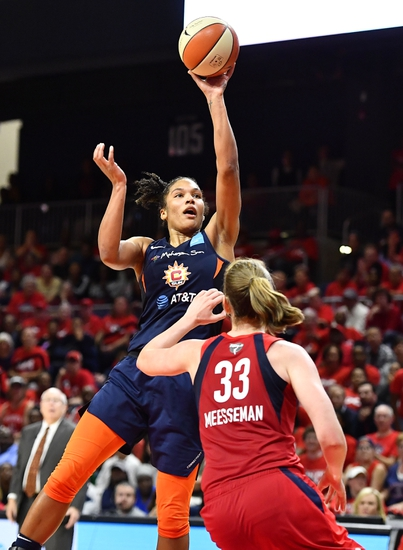 Connecticut Sun W vs. Washington Mystics W - 10/6/19 WNBA - Playoffs Pick, Odds, and Prediction
