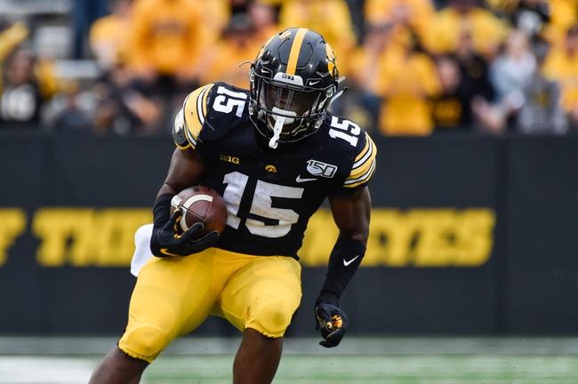 Michigan vs. Iowa- 10/5/19 College Football Pick, Odds, and Prediction