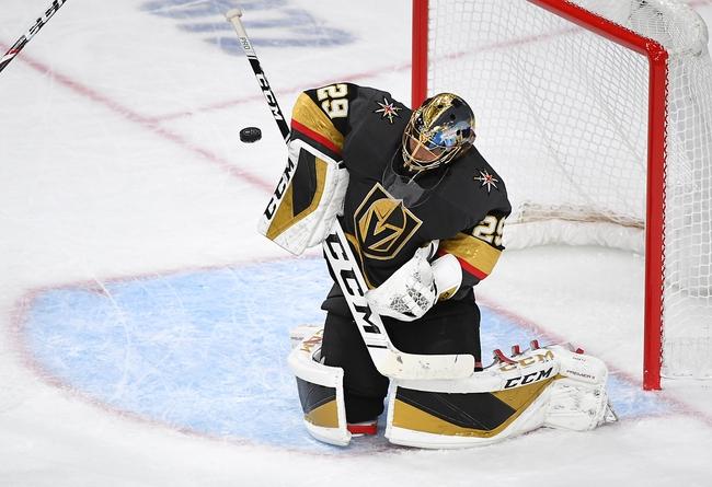 San Jose Sharks vs. Vegas Golden Knights - 10/4/19 NHL Pick, Odds, and Prediction