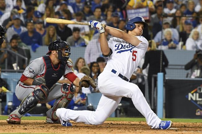 Los Angeles Dodgers vs. Washington Nationals - 10/4/19 MLB Pick, Odds, and Prediction