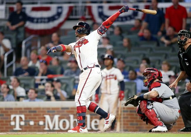 Atlanta Braves vs. St. Louis Cardinals - 10/4/19 MLB Pick, Odds, and Prediction