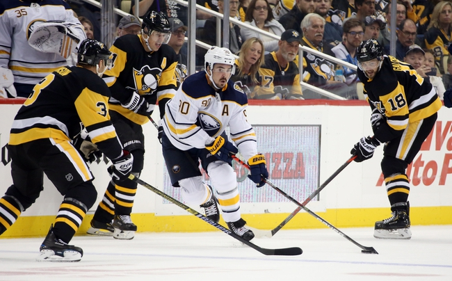 Buffalo Sabres vs. Pittsburgh Penguins - 3/5/20 NHL Pick, Odds, and Prediction