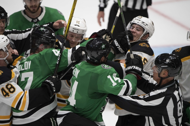 Boston Bruins vs. Dallas Stars - 2/27/20 NHL Pick, Odds, and Prediction