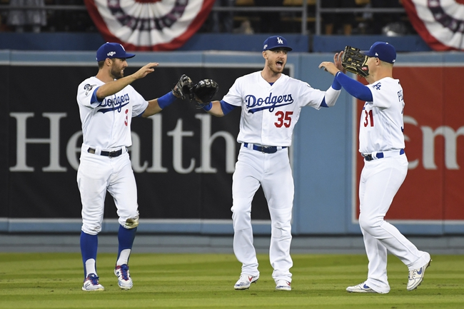 Los Angeles Dodgers vs. Washington Nationals - 10/4/19 MLB NLDS Game 2 Pick, Odds, and Prediction