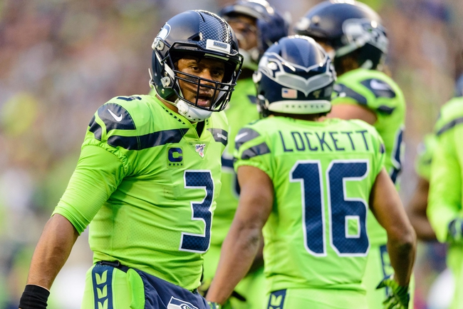Cleveland Browns vs. Seattle Seahawks - 10/13/19 NFL Pick, Odds, and Prediction
