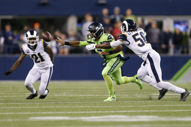 Los Angeles Rams vs. Seattle Seahawks - 12/8/19 NFL Pick, Odds, and Prediction