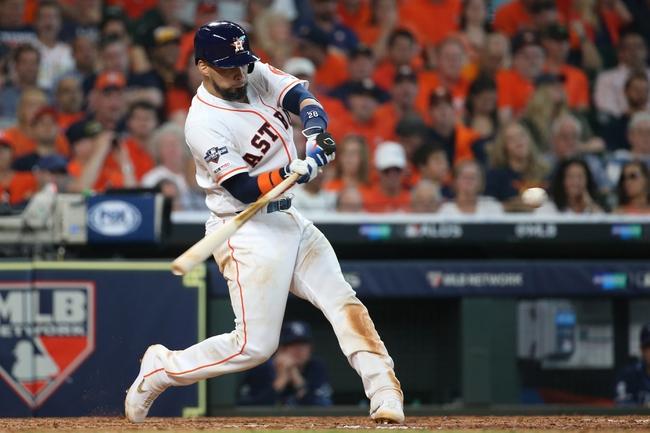 Houston Astros vs. Tampa Bay Rays - 10/5/19 MLB Pick, Odds, and Prediction