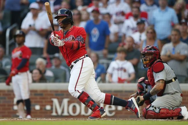 St. Louis Cardinals vs. Atlanta Braves - 10/6/19 MLB - Playoffs Pick, Odds, and Prediction