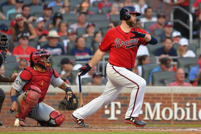 St. Louis Cardinals vs. Atlanta Braves - 10/6/19 MLB Pick, Odds, and Prediction