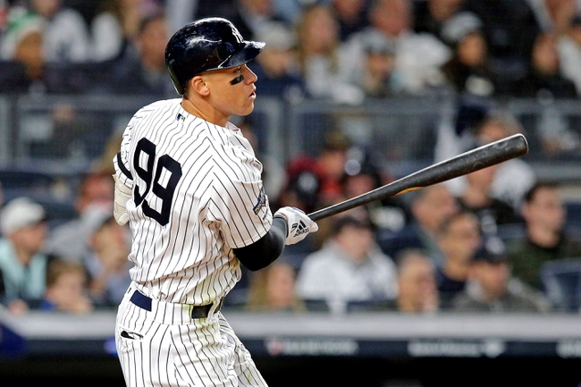 Minnesota Twins vs. New York Yankees - 10/7/19 MLB - Playoffs Pick, Odds, and Prediction