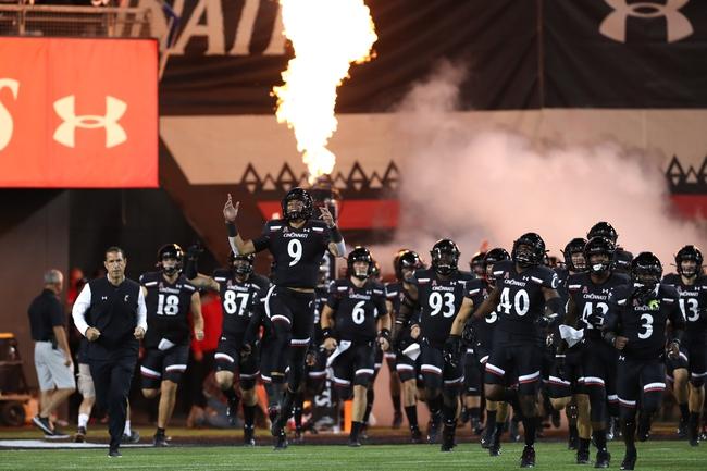 Cincinnati vs. Tulsa - 10/19/19 College Football Pick, Odds, and Prediction
