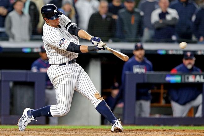 Minnesota Twins at New York Yankees - 10/5/19 MLB Pick, Odds, and Prediction
