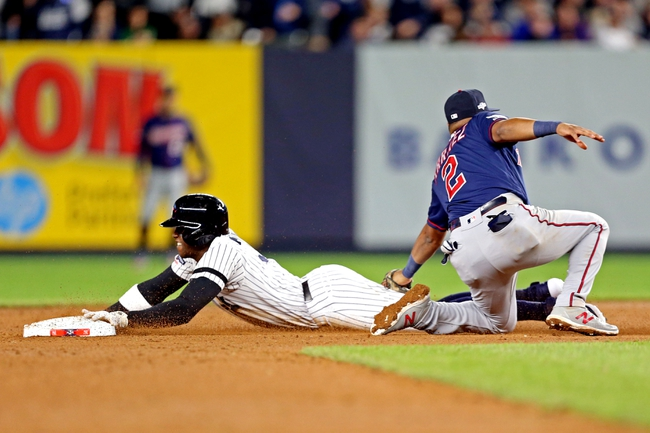 New York Yankees vs. Minnesota Twins - 10/5/19 MLB Pick, Odds, and Prediction